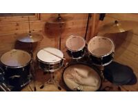 Tama Imperialstar drum kit, 8 pc w/stool