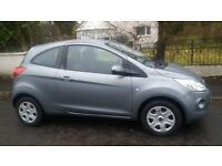 Immaculate Ford KA, 2 owners, low millage, low price as looking for quick sale
