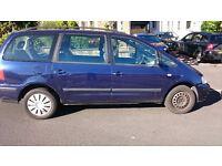 VW Sharan 2.0L petrol 7 seater