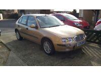 Swap Rover 25 1.4 Petrol For Estate.