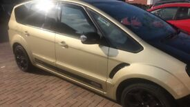 ford s max 2.5