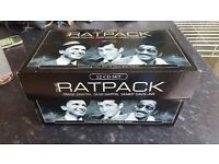 The Ratpack 12 CD set and The very best of the Ratpack 4 CD set - both un-opened