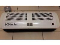 Curtain Fan Heater DIMPLEX AC3RN