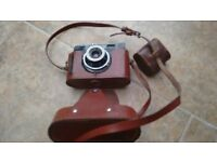 RUSSIAN COSMIC 35 FILM CAMERA WITH CASE