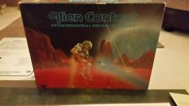 Alien Contact Board Game (100% Complete)