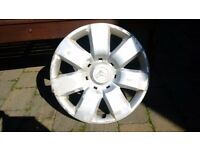 citrron wheel trim - single