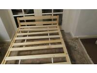 Wooden single bed frame £10 ONLY