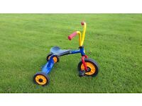 Winther Mini Viking Tricycle - Multi Coloured