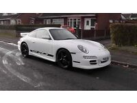 2004 PORSCHE 911 996 997 GT3 RS CONVERSION MAY PX