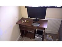 Sturdy Wooden Computer desk