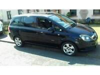 BARGAIN ZAFIRA 1.9 FULL YEARS MOT