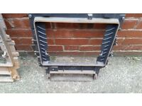 Solid fuel Parkray Chiltern front brand new