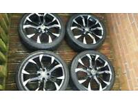 17s 4 stud will fit most cars call for more info