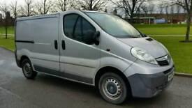 2007/57 Vauxhall Vivaro diesel van. Only 83,000 miles. August 2018 MOT