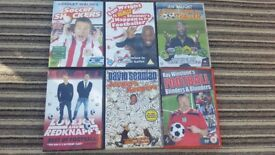 Funny Football DVD's
