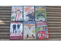 Funny Football DVD's