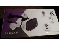 VR Headgear
