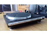 Garrard DDQ550 Direct drive vinyl record deck