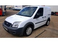 """Finance- £115 Per Month- Ford Connect """" LIMITED"""" 1.8 110PS -200- Air Con -1 Owner - FSH- 1YR MOT"""