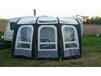 Kampa ace air 400 air Awning