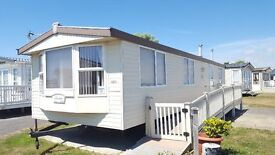Disabled Access 2 Bedroom Caravan for Sale, Beach Access, Open 12 Months, near Kent, Pet Friendly