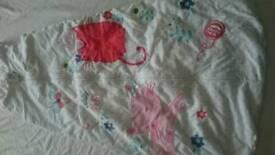 Sleeping bag size 12-18 months