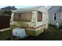 Caravan. Spares or repairs.