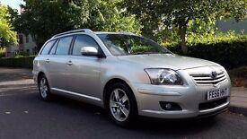 Toyota Avensis estate diesel