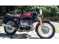 1978 BMW R65