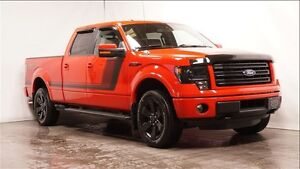 2014 Ford F-150 FX4 GRAND LUXE*TOIT*NAVIGATION*DECOR FX*ECOBOOST