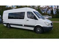 Sprinter 315 LWB Camper Van with AC