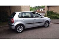 VW POLO 1.1L NEW MOT LOW MILEAGE