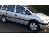 SELL PX SWOP MY 7SEATER ZAFIRA MOTD TAXD GREAT DRIVER AIRCON CD PLYR ELEC WINDOWS SWOP SMALLER CAR