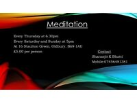 Meditation, intuitive Tarot and numerology reading and healing