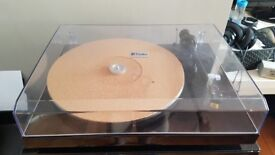 Project Debut Carbon turntable with new Nagaoka cartridge and stylus