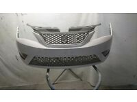 Seat Ibiza FR 2013-2017 front bumper complete £300ono