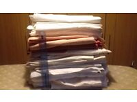 Huge Amount Of Cotton Sheeting Fabric For Sewing Patchwork