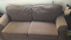 Perfect condition sofa + other furniture for sale! First come first served!