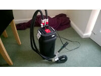 FLUVAL 206 AQUARIUM FILTER INCLUDING ALL MEDIA PIPEWORK ETC