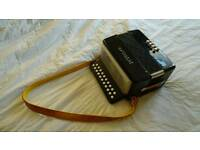 Delicia Popular Melodeon in D/G