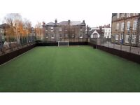 Spaces for new teams in Stockwell Sunday 5-a-side league!