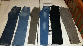 Clothes bundle mainly size 8. Some size 10