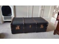 Vintage Luggage carrier