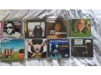 Music cd albums