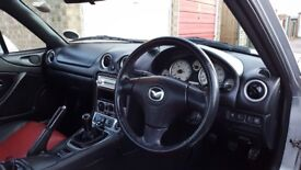Mazda MX-5 1.8 Euphonic Limited Edition With Detachable Hard Top Roof