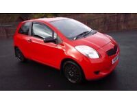 2006 *06* Toyota Yaris 998cc **YEARS MOT**LOW MILES FOR YEAR**50MPG/ LOW TAX & INSURANCE