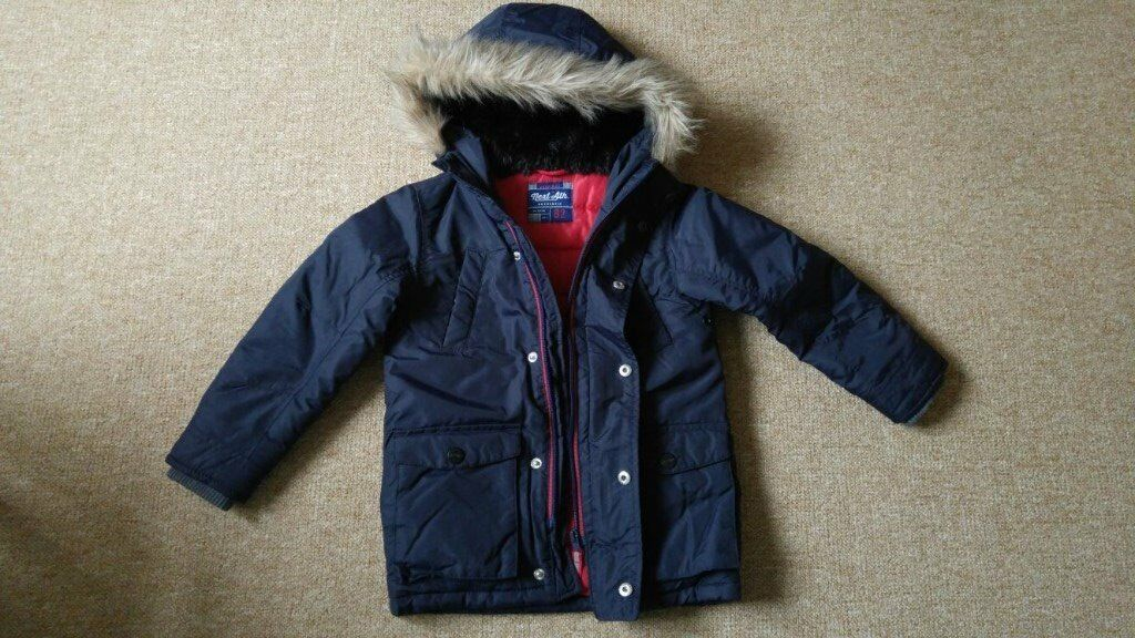 Two winter jackets for boy (4yin Chippenham, WiltshireGumtree - Two winter jackets for boy (4y). Winter hat as an extra used once