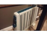 Dimplex Electric oil filled radiator
