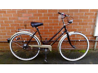 Puch Elegance Ladies Town Bike