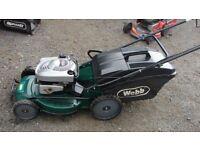 Webb Rotary Lawnmower